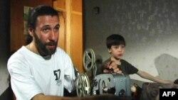 Борис Меерсон с сыном Марком. «Моя перестройка»