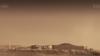 ICON. Візуалізація приміщення на тлі марсіанських дюн