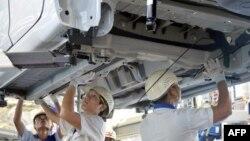 Suzuki ကားထုတ္လုပ္မႈ လုပ္ငန္းတြင္ လုပ္ေနေသာ ျမန္မာအလုပ္သမားမ်ား (၂၀၁၉ ၾသဂုတ္လ ၂၁ ရက္ေန႔)