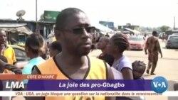 Spécial Gbagbo: réactions dans un grand quartier populaire d'Abidjan réputé pro-Gbagbo