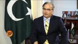 'پاکستان نے افغان امن عمل میں ہر طرح کی مدد فراہم کی'