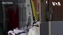 西班牙:能容纳60人的急诊室正在治疗633人