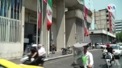 Etazini: Prezidan Trump Di Objektif yo Se Pa Chanjman Rejim nan Teheran Men Evite Iran Posede Zam Nikleyè