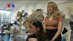 سنت کلاه گذاشتن در عروسی سلطنتی بریتانیا