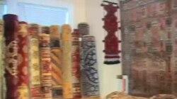 دردیداراز یک فروشگاه قالین در واشنگتن