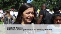 Abogada pide acción al Congreso sobre leyes migratorias