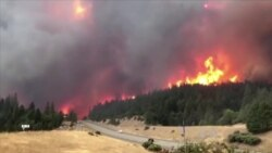 Experts: Climate Change Fuels Fires in California