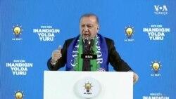 Erdoğan'dan ABD'ye PKK Tepkisi
