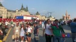 Під час ЧС з футболу правозахисники закликають світову спільноту не забувати про порушення прав людини в Росії. Відео