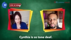 English in a Minute: Tone Deaf