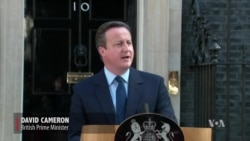Britain PM Cameron to Resign by Autumn