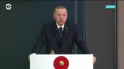 Эрдоган прилетит в Москву для переговоров с Путиным по Сирии