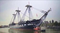 Najstariji američki ratni brod USS Constitution dočekao 219. rođendan