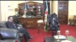 2014-01-01 美國之音視頻新聞: 南蘇丹政府將與叛軍舉行停戰談判