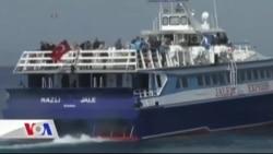 Sığınmacılar Türkiye'ye Geri Gönderilmekten Kaygılı