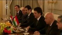 گزارش علی جوانمردی: خواست آمریکا برای حل اختلافات میان بغداد و اربیل عملی نشدە است