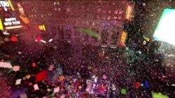 紐約市為新年除夕慶祝活動加強保安