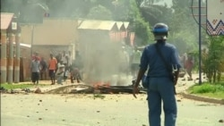 Bodies Found in Burundi Capital's Streets