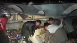 2014-01-22 美國之音視頻新聞: 巴基斯坦保護疫苗接種安全團隊遇襲七人喪生