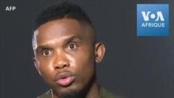 """Samuel Eto'o : """"Les joueurs africains ne sont pas respectés"""""""