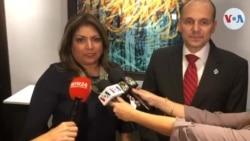 Farah Urrutia, secretaria de seguridad multidimensional de la OEA