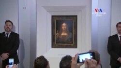 Աճուրդի կհանվի Լեոնարդո դա Վինչիի «Սալվադոր Մունդի» նկարը
