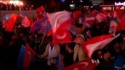 Turkey's Erdogan Regains Majority in Parliament