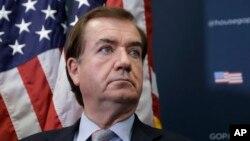 에드 로이스 미 하원 외교위원장 (자료사진)
