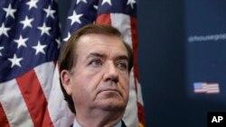 ایوان نمائندگان کی کمیٹی برائے اُمور خارجہ کے چیئرمین ایڈ رائس