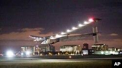 El avión Solar Impulse 2 está realizando la última etapa de su viaje alrededor del mundo.