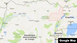 La région de Ituri, en République démocratique du Congo.