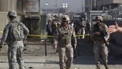 مردان مسلح دو سرباز آمریکایی را در افغانستان کشتند