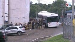 México brinda ayuda a detenidos por redadas