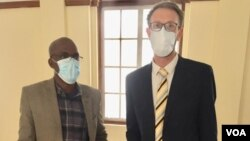 Jeffrey Moyo and Lawyer2
