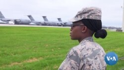 African Immigrant Balancing Family, US Air Force