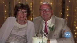 У штаті Міннесота відбулось весілля пари, яка 40 років тому… розійшлася. Відео