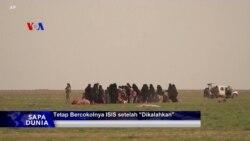 Sapa Dunia VOA: Kelompok ISIS tetap Aktif dan Bisa Mengancam Afghanistan