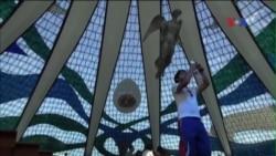 Brasilia – kiến trúc đương đại thu hút du khách World Cup