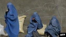 Beyaz Saray'da Afgan Kadını Tartışıldı