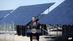 """""""La ciencia dice que tenemos que hacer algo"""" dijo Obama al anunciar nuevas iniciativas"""