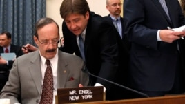 U.S. Congressman Eliot Engel (file photo)