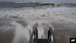 Montak, država New York uoči udara tropske oluje Henri (Foto: AP/Craig Ruttle)