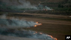 اسرائیل نے چند روز قبل شام اور لبنان میں ڈرون حملے کیے تھے۔