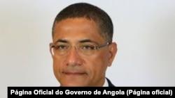 João Baptista Borges, ministro da Energia e Águas de Angola