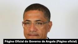 João Baptista Borges, ministro da Energia e Águas, Angola