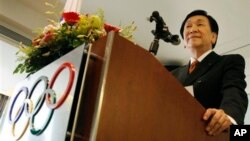 Pejabar senior Komite Olah Raga Internasional (IOC), C. K. Wu (Foto: dok).