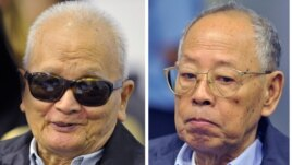 Defense lawyers for jailed Khmer Rouge leaders Nuon Chea and Ieng Sary say both are in declining health in detention, making it hard for them to participate in an atrocity crimes trial currently underway.
