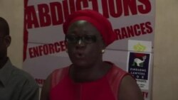 Zimbabwe Human Rights Group Releases Report on Forced Disappearances