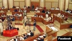 بلوچستان اسمبلی کی فائل فوٹو۔ بلوچستان میں نگران وزیرِ اعلیٰ کا فیصلہ پارلیمانی کمیٹی کرے گی