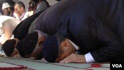 ნიგვზიანში მუსლიმი ქართველების რწმენისა და გამოხატვის უფლება ირღვევა